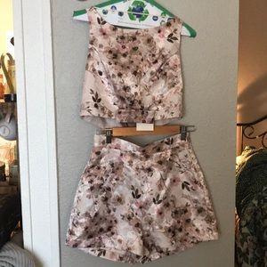 Lauren Conrad Runway Outfit